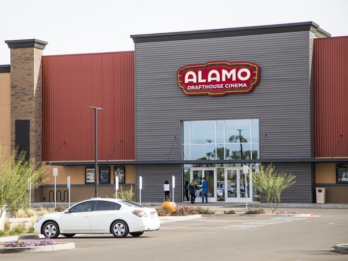 The Alamo Drafthouse Cinema at 4955 S. Arizona Ave.