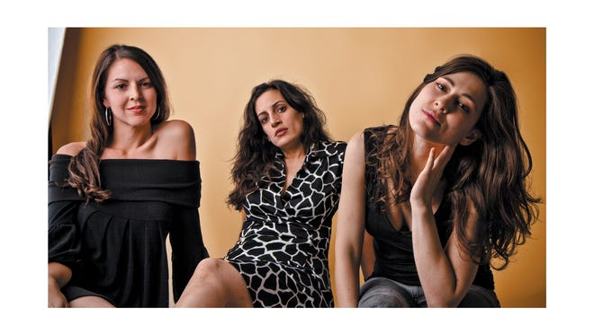 International folk trio, The Wailin' Jennys, will perform an all ages show 7:30 p.m. Sunday, Nov. 23. open at 6:30 p.m. at the Elsinore Theatre, 170 High St. SE.
