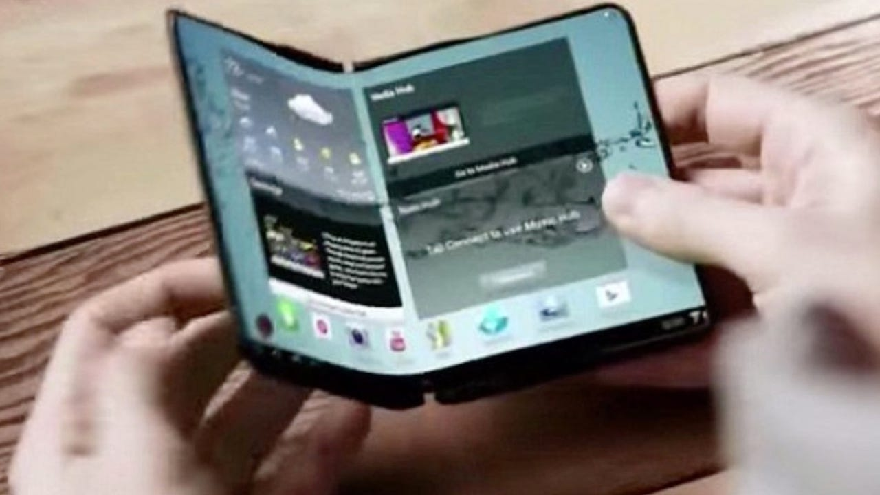 Will consumers flip for a foldable phone? Samsung seems to have worked out the wrinkles on its much-rumored foldable phone and could unveil such a handset later this year, according to a report from Korea.