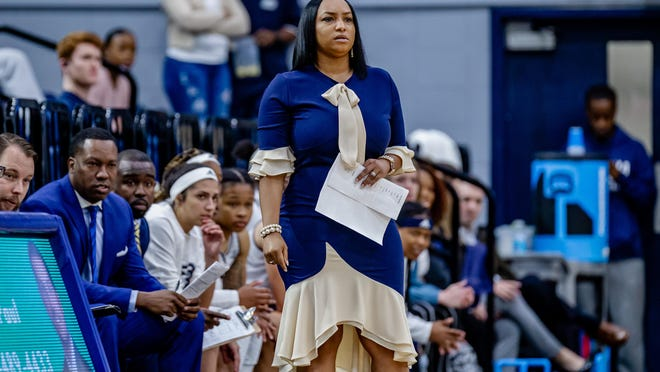 Georgia Southern's women's basketball coach Anita Howard has been battling COVID-19 for the last three weeks.