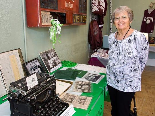 Lois Pedlar Uhalde, 82, graduated from the original