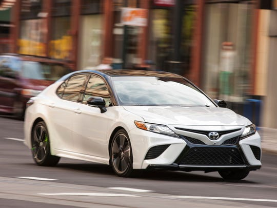 This Photo Provided By Toyota Shows The 2018