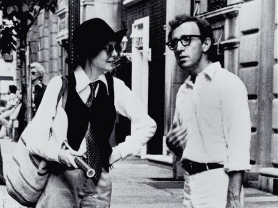 Initially 'Annie Hall' wasn't a movie about Alvy and