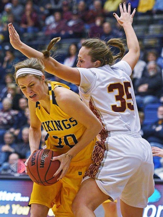 Augustana-Northern State Women's Basketball