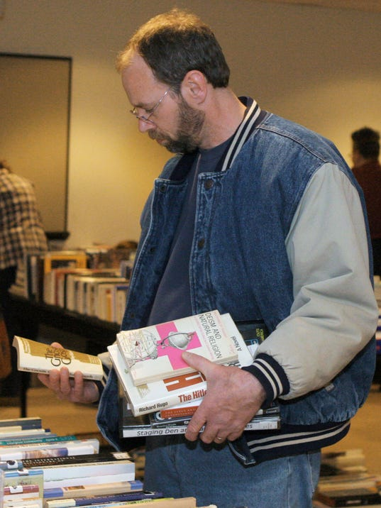 Hales Corners Library book sale