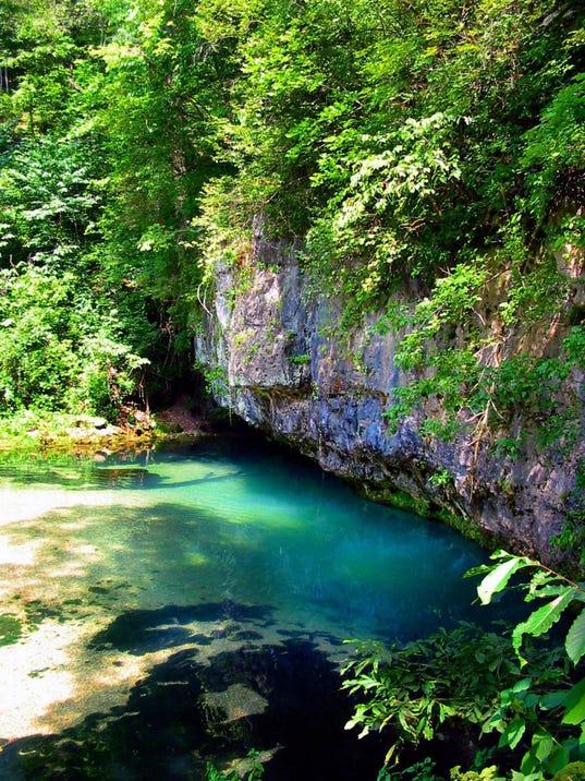 Ha Ha Tonka Spring