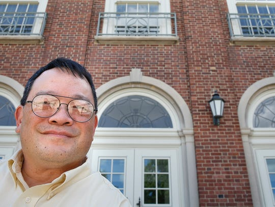 Albert Wang is a 1981 graduate of Walnut Hills High