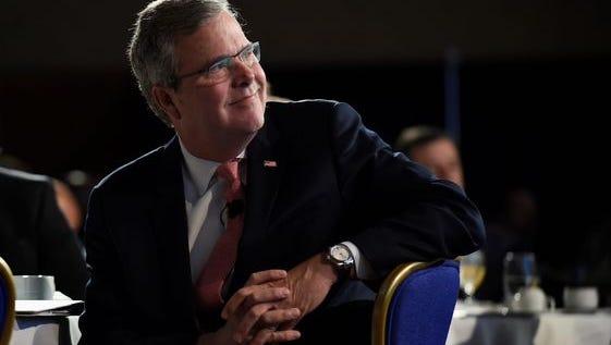 Republican Jeb Bush