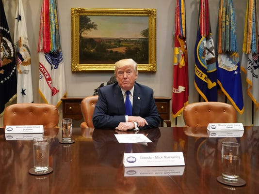 EPA USA TRUMP CONGRESSIONAL MEETING POL GOVERNMENT USA DC