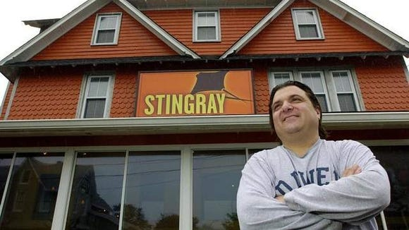 "Darius Mansoory owns Stingray restaurant in Rehoboth Beach. He won a three-year battle with the city to build a 28-seat patio. He said it cost him ""six figures"" in legal fees."