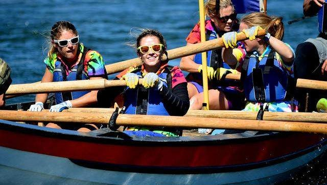 Team Manto will participate in Rocking Manhattan this Saturday for the 7th time. The team will row 30 miles around Manhattan to raise funds for Rocking the Boat's youth-development work.