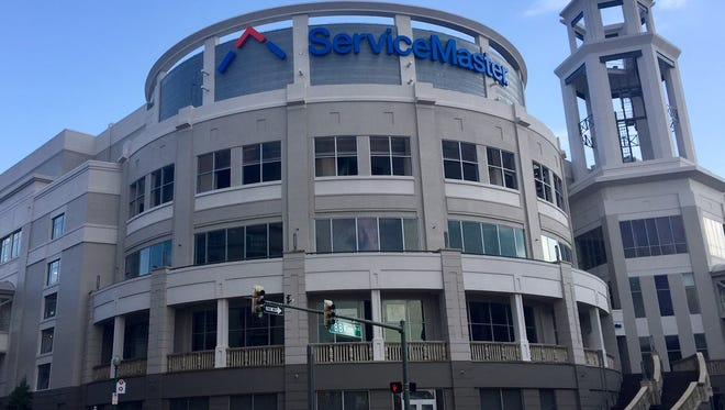 ServiceMaster Brands, a former segment in the company now known as Terminix, is moving its headquarters from Downtown Memphis to Atlanta.