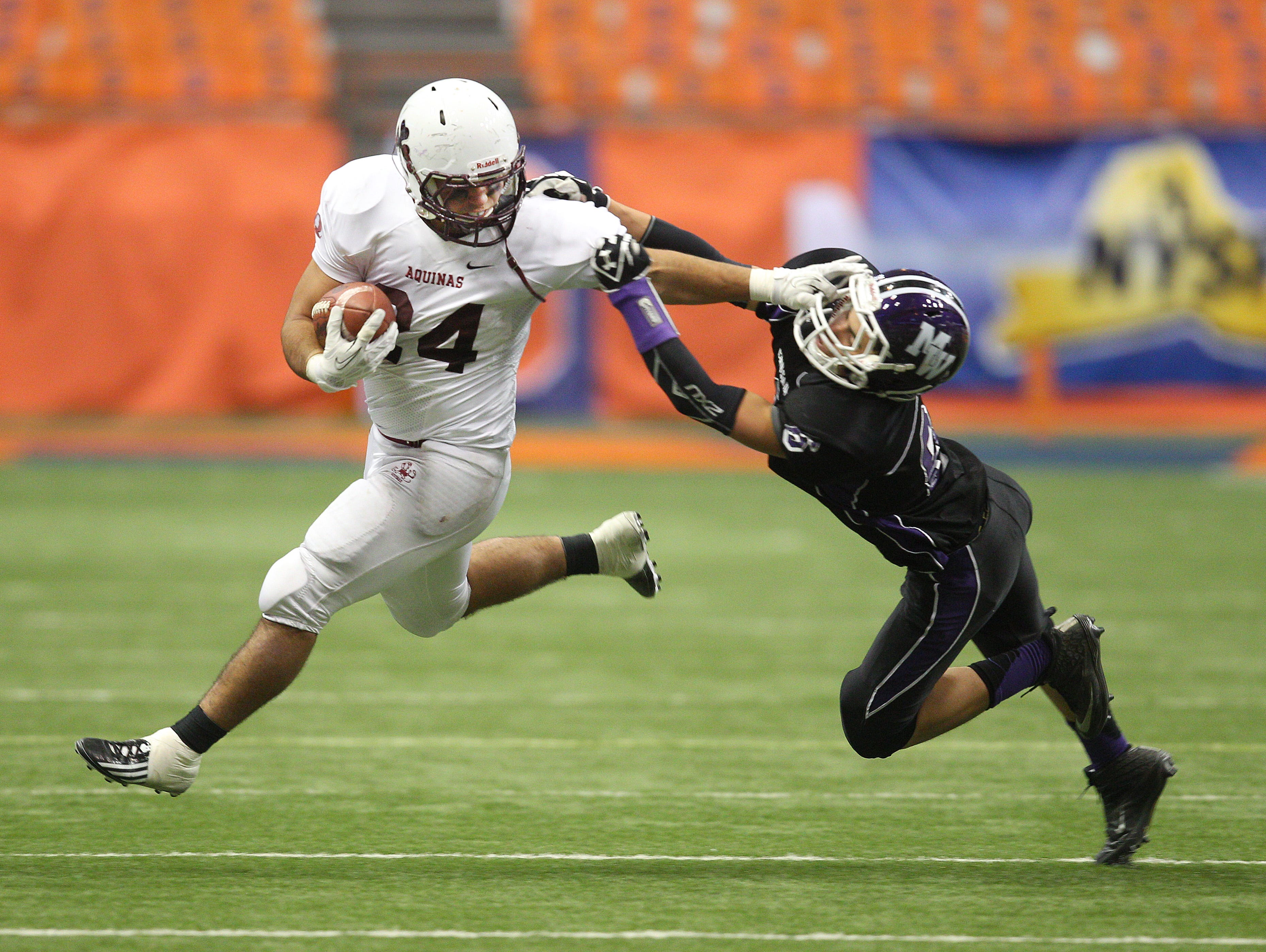 Running back Luch Pietropaolo - Class of 2014
