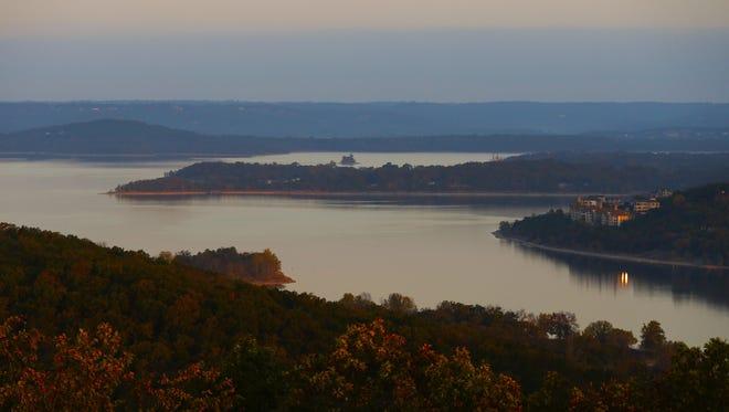 A file photo of Table Rock Lake.