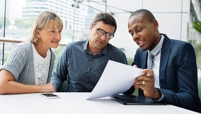 Consumers must do their own due diligence before hiring financial advisers and brokers.