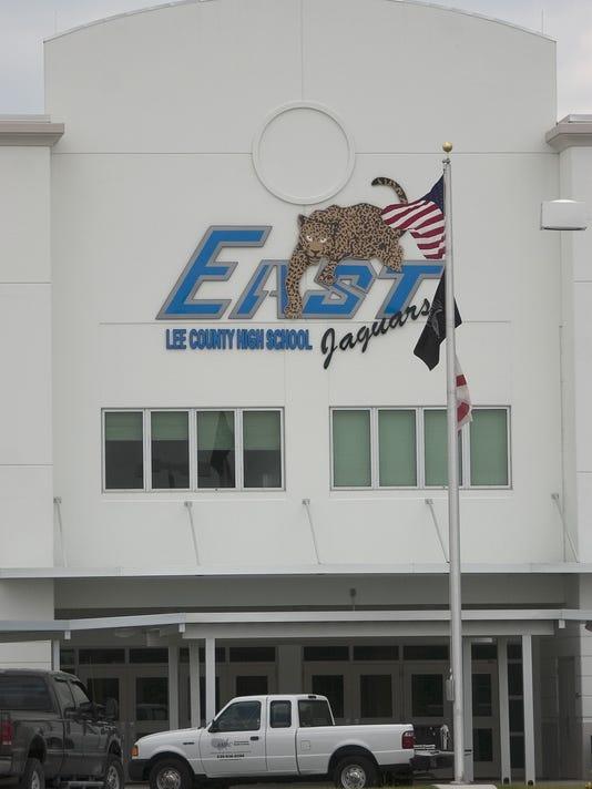 East Lee High