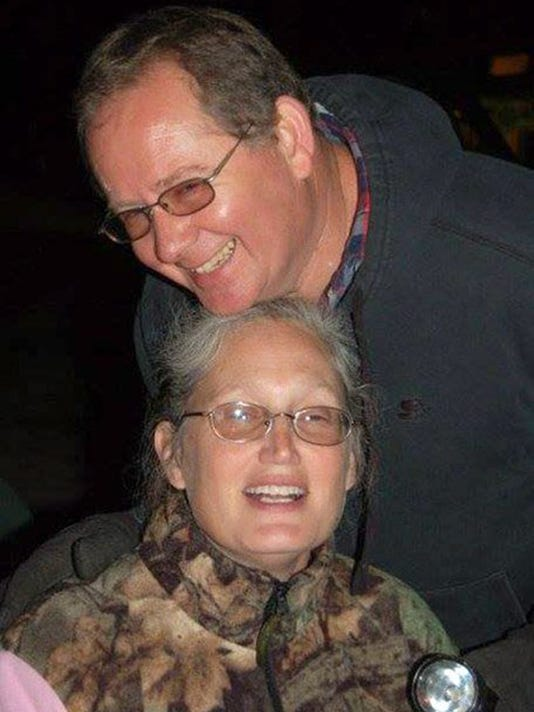 Christian family advocate searches for missing wife