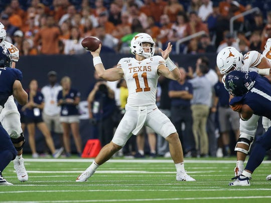Oklahoma State Cowboys At Texas Longhorns Odds Picks And