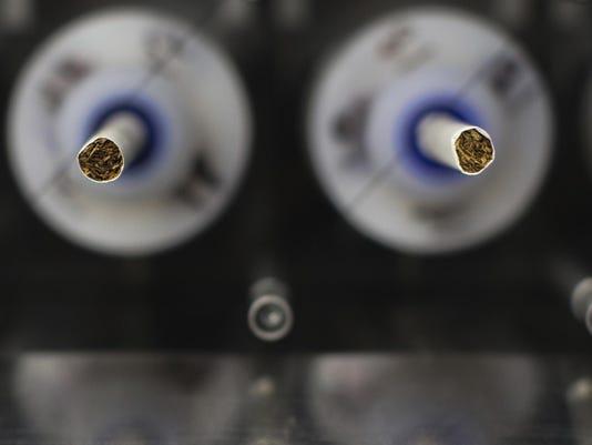 Anti Smoking Lower Nicotine