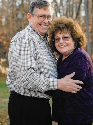 Clifton Edward Feller and Brenda Carol Feller