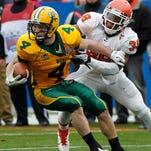 North Dakota State is top-ranked in FCS football.