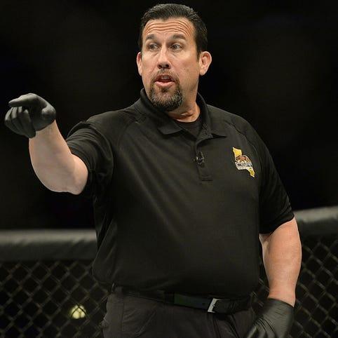 UFC ref: Weight-cutting more dangerous than PEDs