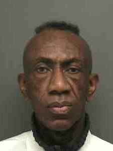 Everard Bernard of Stony Point faces a felony assault charge