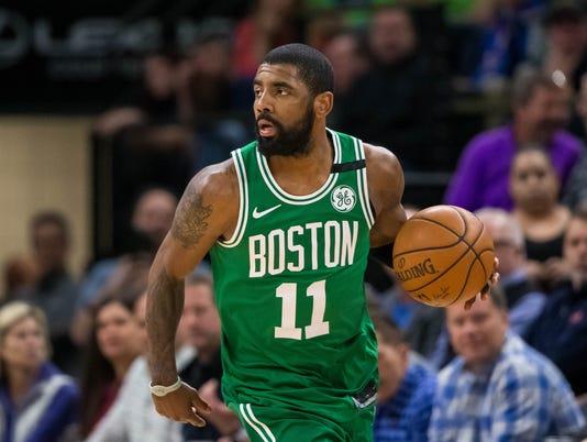 NBA: Boston Celtics at Minnesota Timberwolves