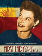 """""""First Lady of the Revolution"""" will premier at the"""