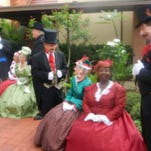 The Dickens Carolers will deliver holiday cheer at various locations throughout the county this season.