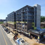 College Town Phase II nears completion