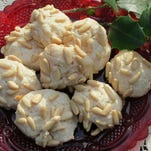 Pine nuts shine in Italian Christmas cookies