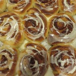 Start your day with homemade cinnamon buns