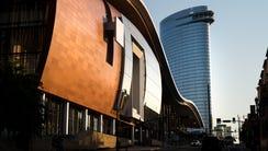 Music City Center, Friday, May 11, 2018, in Nashville,