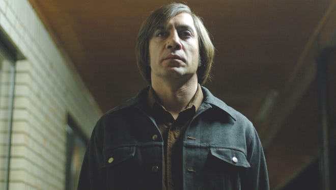 """""""What's the most you've ever lost on a coin toss?"""": Javier Bardem brought Cormac McCarthy's remorseless Anton Chigurh to life in 'No Country for Old Men.'"""
