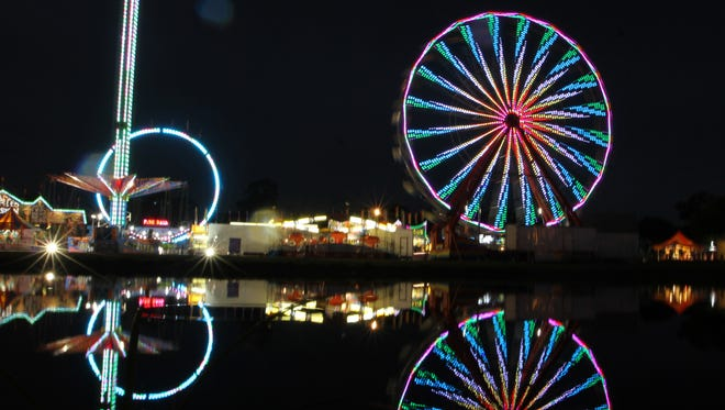 The  92nd Annual Southwest Florida and Lee County Fair at the Lee Civic Center open Thursday, Feb. 25 in North Fort Myers.