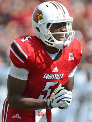 Teddy Bridgewater and Louisville sit at No. 7, but the Cardinals' strength-of-schedule may hold them back.