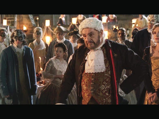 John Rhys-Davies plays Charles Kemp of the British