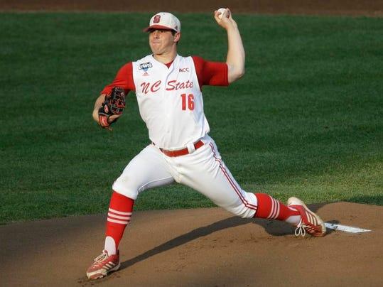 NC State Rodon Baseball