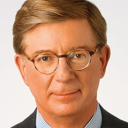 George Will, a Washington Post columnist, told a new organization Friday that has left the Republican Party.