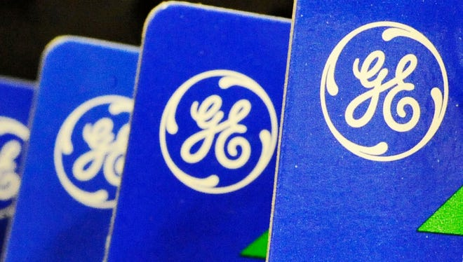 General Electric products on sale in Danvers, Mass.