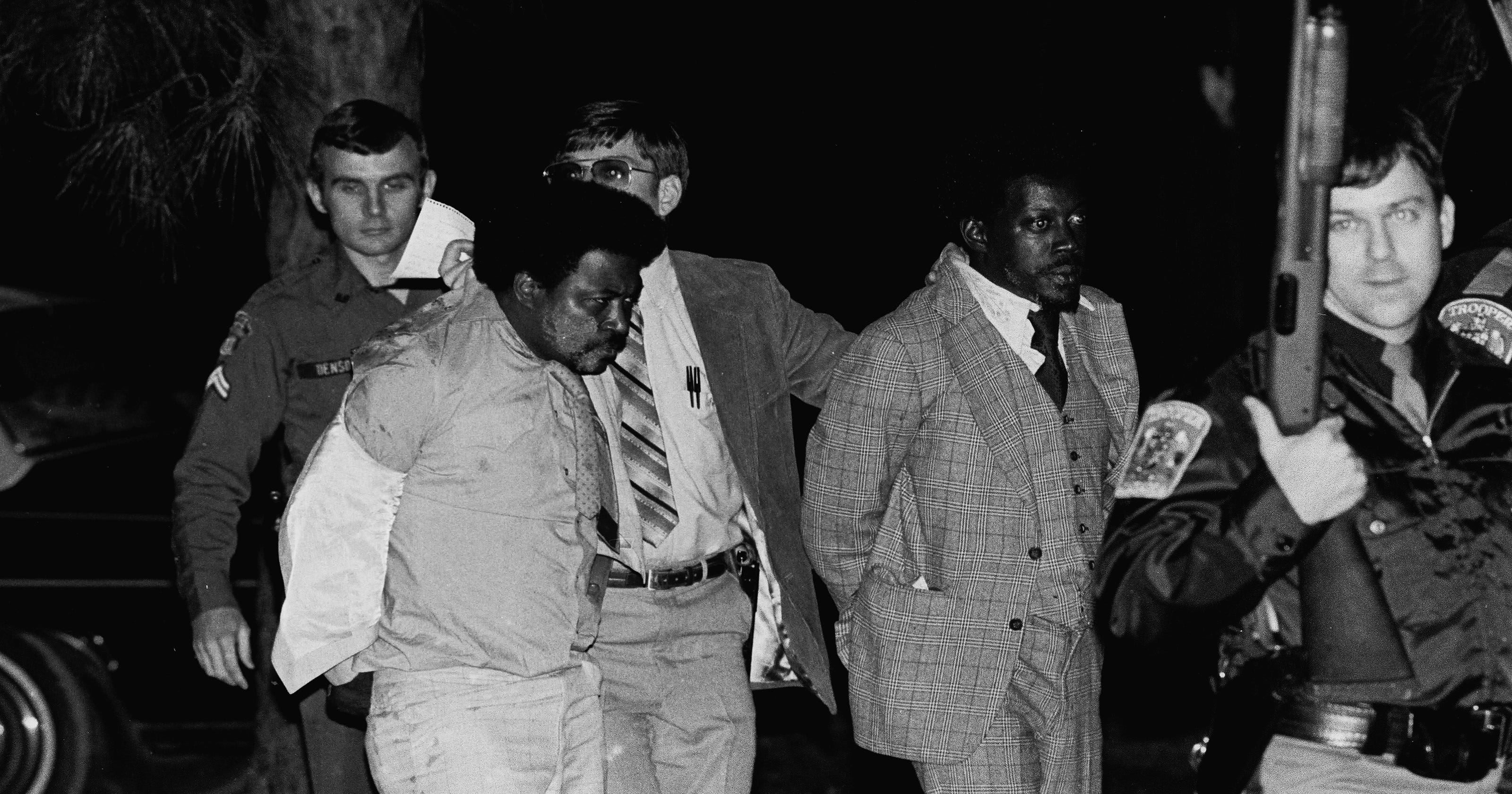 Montgomery's 'Todd Road' arrests made national headlines in 1983