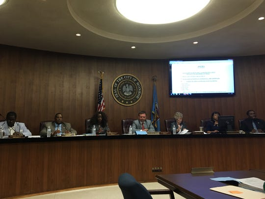 On March 28, the Monroe City Council delayed the introduction