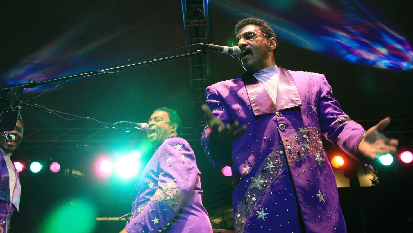 LISTEN: Dennis Edwards recalls the angry studio session behind 'Papa Was a Rollin' Stone'