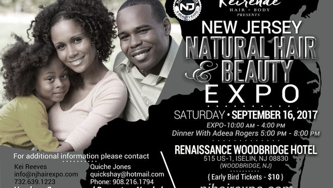 The New Jersey Natural Hair and Beauty Expo