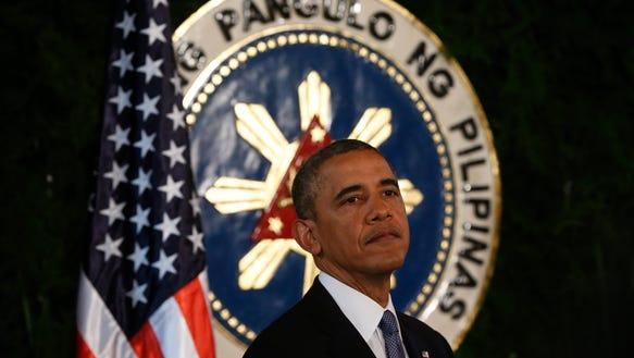 AP Philippines US Obama