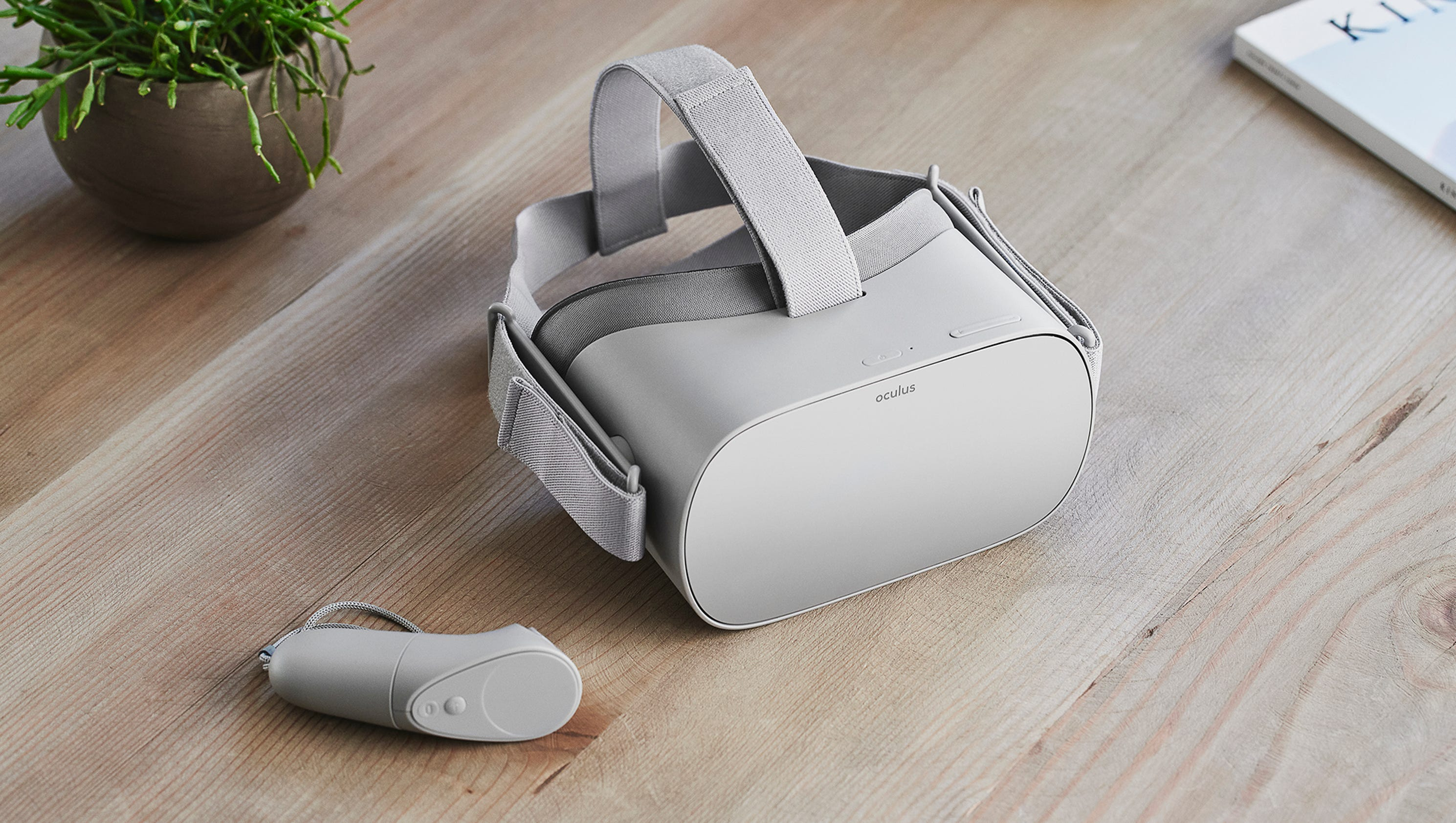 Facebook's Oculus Go ditches computer and phone in latest, $199 test of virtual reality