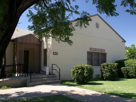 The Tempe Woman's Club has kept its clubhouse in continuous