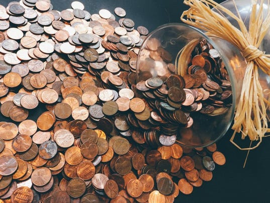 pennies logo
