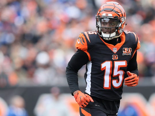 John Ross has only seen the field for 11 snaps in two